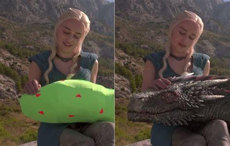 Así Son Los Dragones De Daenerys En Juego De Tronos
