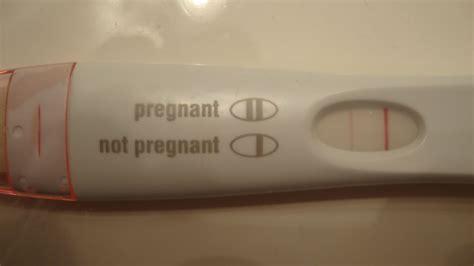 positive pregnancy test chainimage