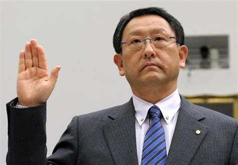 Breaking: Akio Toyoda Resigns As Ceo Of Toyota