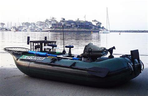 Custom Inflatable Fishing Boat by Sea Eagle 285fpb 1 Person Inflatable Pontoon Fishing Boat