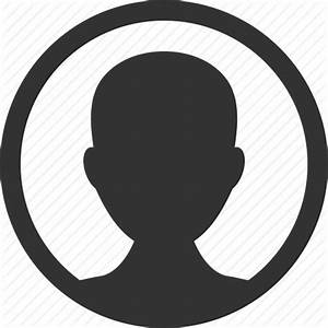 Circle, user icon | Icon search engine