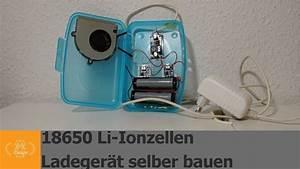 Ladegerät Für 18650 Akkus : ladeger t f r 18650 lithium akku selber bauen mit tp4056 ~ Watch28wear.com Haus und Dekorationen