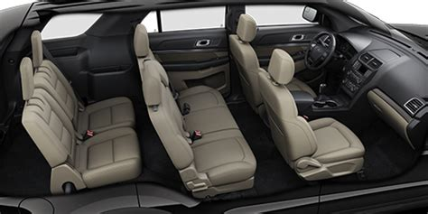 ford explorer 2016 interior 2016 ford explorer model interior colors autonation ford