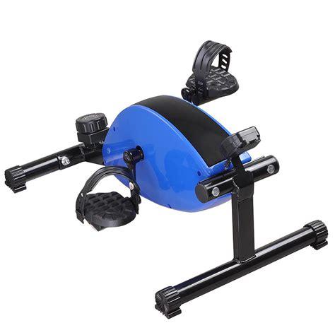 best pedal exerciser desk mini magnetic pedal exerciser desk bike legs workout