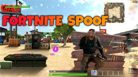 fortnite spoof android game  play store  fort night