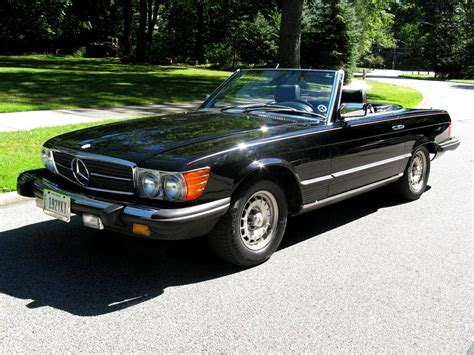 Looking for more second hand cars? 1983 Mercedes-Benz 380SL for sale #2102866 - Hemmings Motor News