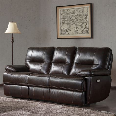 leather reclining loveseat costco kuka 3 seater brown leather power recliner sofa costco uk