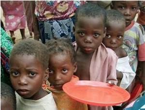 World Hunger Publish with Glogster!