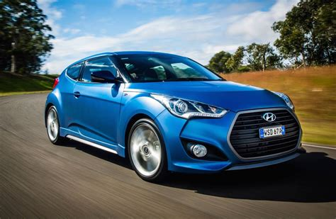 Hyundai Veloster by Hyundai Veloster Series Ii On Sale In Australia From