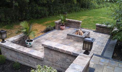 unilock avante ashlar multi level patio unilock avante ashlar pavers patios