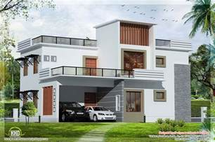 3 Bedroom Contemporary Flat Roof House Home Sweet Home Hip Roof Porch Benefits
