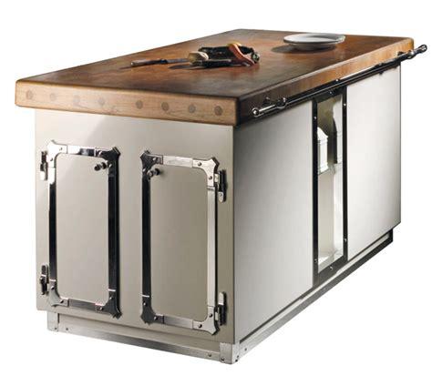 cuisine en metal une cuisine en métal comme les chefs inspiration cuisine