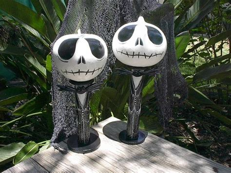 decor skellington gourd by natskreations on etsy 42 95 gourds