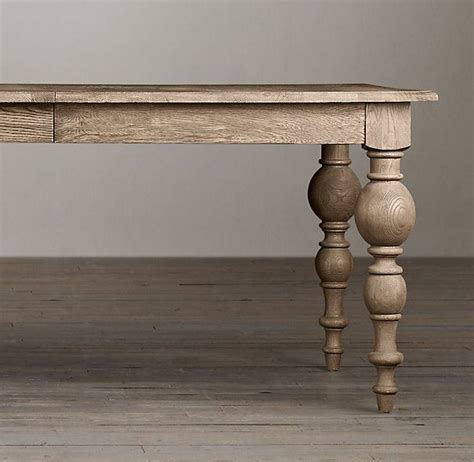 farm dining table legs best 25 turned table legs ideas on farm house