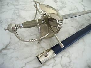 Image Gallery Musketeer Rapier