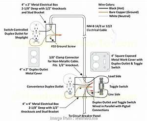 Electrical Extension  Wiring Diagram Simple Extension Cord