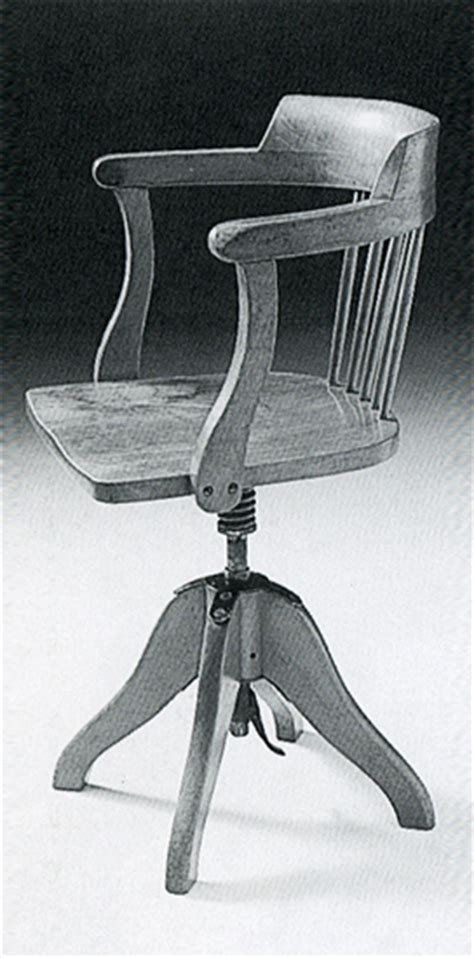 president who invented the swivel chair giroflex profile office contract furniture
