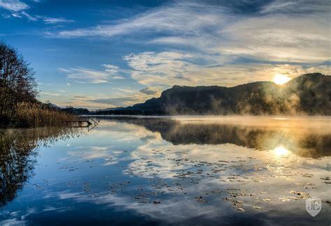 lake   heart  austria  keutschach