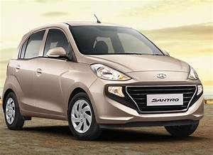 Hyundai Santro Makes A Comeback In India