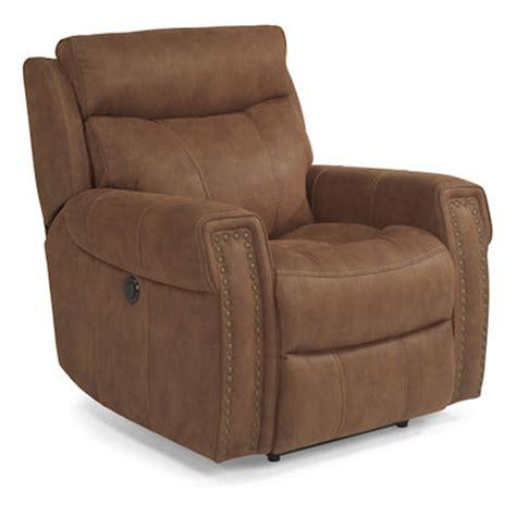 flexsteel power reclining flexsteel 1450 50p wyatt power recliner discount furniture