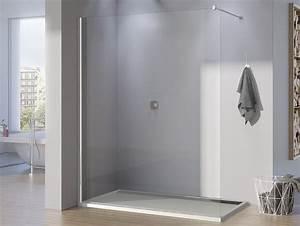 Duschwand Glas : freistehende duschwand glas 120 x 200 cm duschabtrennung ~ Pilothousefishingboats.com Haus und Dekorationen