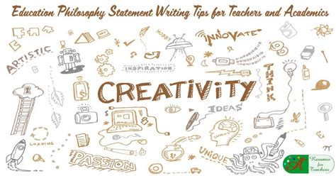 educational philosophy statement writing tips  academics