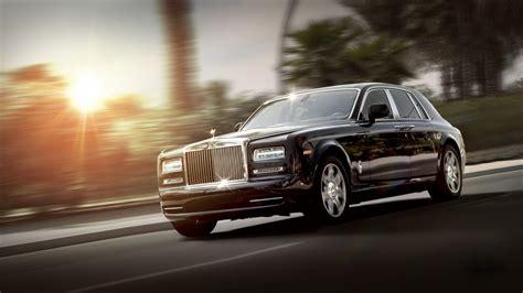 Royce Phantom Hd Picture by Hd Wallpaper Rolls Royce Phantom Speed Sunset Luxury