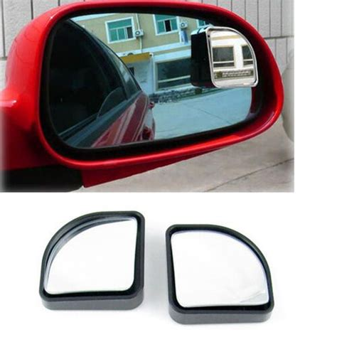 Rear View Mirror Blind Spot by 2x Adjustable Side Rearview Blind Spot Rear View Auxiliary
