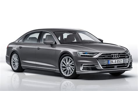 New 2017 Audi A8 Officially Revealed All You Need To Know