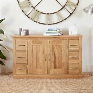 Mobel Oak Six Drawer Sideboard Was 65000 Now 51750