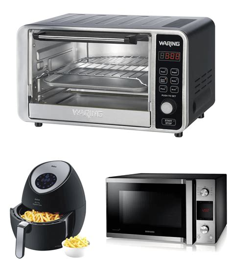 microwave oven fryer convection air ovens fry vs food radiation cook consider should