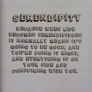Serendipity Quotes About Love. QuotesGram