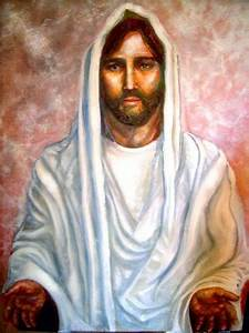 Jesus Christ Son Of God Painting by Leland Castro
