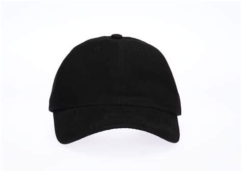 Black Baseball Hat On The Hunt