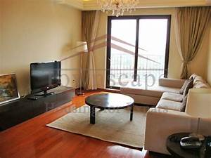 Nice bright and cozy apartment for rent in Pudong ...