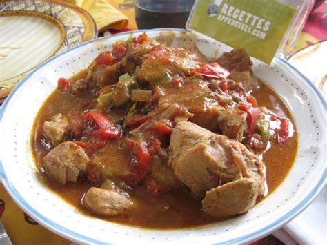 cuisiner du sauté de porc sauté de porc à la provençale muriel m