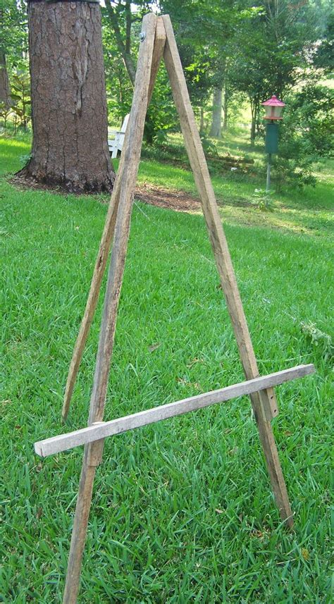 wall easel plans woodworking projects plans