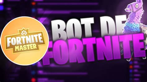 fortnite bot discord fortnite stats youtube