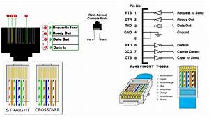 Diagram  Cat 6 Jack Wiring Diagram Using Rgb Colors Full