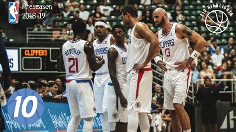 los angeles clippers top  plays    nba