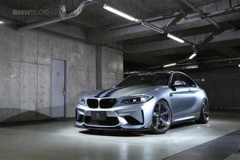Bmw M2 Tuned By 3d Design In Japan