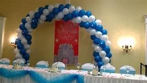 decoraciones con globos quinceañeras