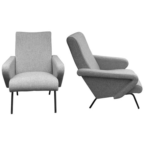 Petit Fauteuil Comfortable by 50s French Armchairs Fauteuils Pinterest Armchairs