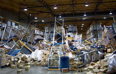 pallet rack collapses  ways  prevent