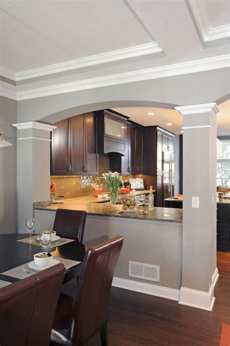 See more ideas about half wall decor, half walls, decor. 58+ AWESOME HALF WALL KITCHEN DESIGNS IDEAS