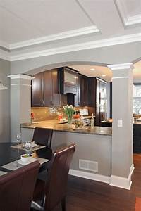 58 awesome half wall kitchen designs ideas 898