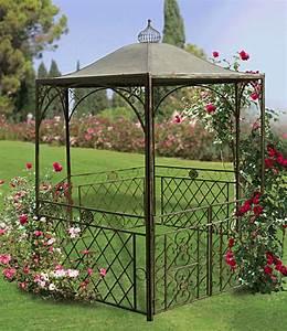 pavillon 39magellan39 jetzt online bestellen baldur garten With katzennetz balkon mit pavillon garden
