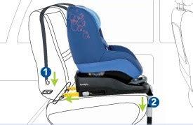 siege auto isofix 0 4 ans siège auto bébé isofix attitude prévention