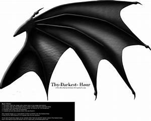 Dragon Wings 03 by Thy-Darkest-Hour on DeviantArt
