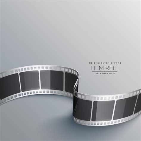 cinema background   film strip vector